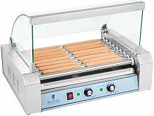 Appareil machine à hot dog professionnelle inox