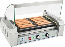 Appareil machine à hot dog professionnelle