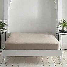 Appletree Loft Cassia Drap Housse en Lin pour lit