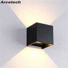 Applique à LED IP65 en aluminium étanche,