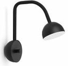 Applique avec prise Blush LED / Orientable -