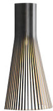 Applique avec prise Secto L / H 60 cm - Secto