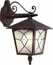 Applique classique luminaire mural lanterne