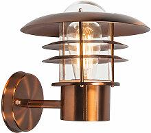 Applique d'extérieur vintage cuivre IP44 -