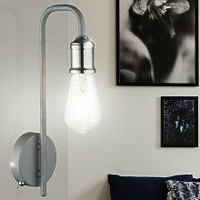 Applique de salon de style industriel éclairage