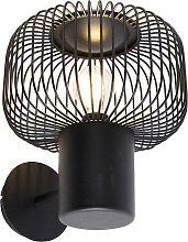 Applique design noir - Baya