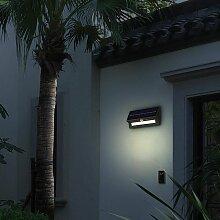 Applique extérieur Solaire Wall-Light avec