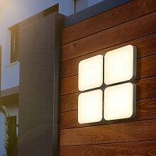Applique LED 1650lm 3000K Applique spot extérieur