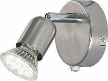 Applique LED salon de travail spot spot liseuse