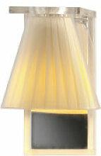 Applique Light Air / Abat-jour tissu - Kartell