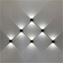 Applique Murale 6W intérieur à LED Applique Up