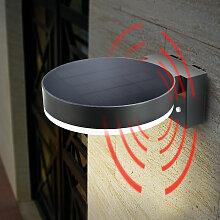 Applique murale à capteur solaire 600 lm Applique