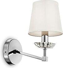 Applique Murale Beira 1 lampe, Style Moderne,
