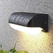 Applique murale d'extérieur à LED moderne,