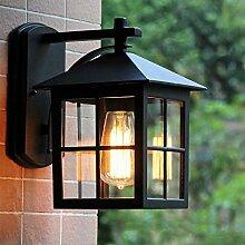 Applique Murale Extérieur Moderne luminaire LED