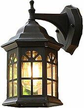 Applique Murale Extérieure, Moderne Simple Lampe