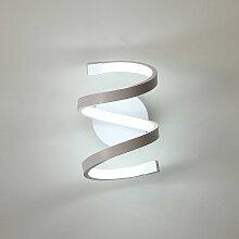 Applique Murale Interieur LED, Lampe Murale 18W