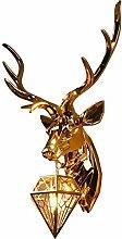 Applique Murale Intérieure American Deer Head