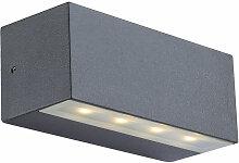 Applique murale LED 4 watts lampe terrasse