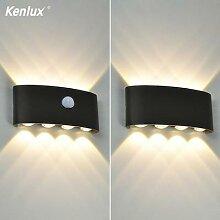 Applique murale LED avec capteur de mouvement,