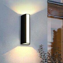 Applique murale LED imperméable conforme à la