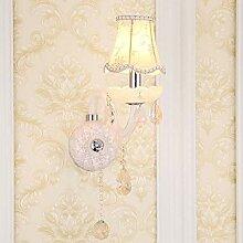 Applique Murale Moderne à LED Simple Chambre