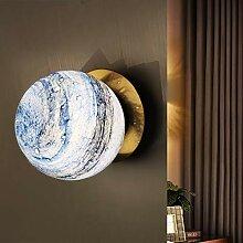 Applique Murale Planete 3d Art Deco Lampe Murale