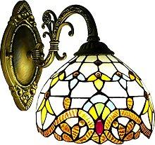 Applique Murale Style Tiffany Lampe Murale Vintage