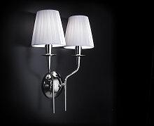 Applique Opera 2 lampes