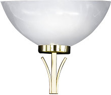 Applique salon lampe laiton couloir lampe albâtre