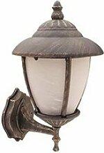 Applique traditionnel lampe extérieure lanterne
