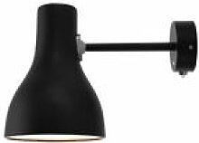 Applique Type 75 - Anglepoise noir en métal