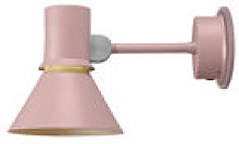 Applique Type 80 - Anglepoise rose en métal