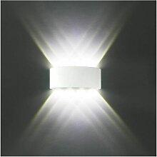 Appliques Murales Interieur LED Lampe 8w étanche