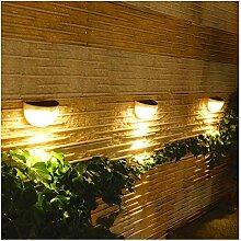 Appliques murales Solaire lampe murale LED