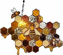 Aprimay Queen & Bee Protect Honey Suncatcher Honey