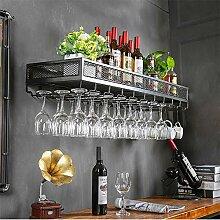 AQCHHL Vin Porte-Verre De Vin Stemware en Rack