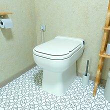 Aquacompact Design -WC broyeur intégré -