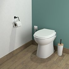 Aquassistances - Aquacompact Silence - WC broyeur