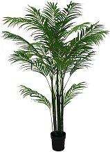 Arbre artificiel palmier COCONUT - Polyester -