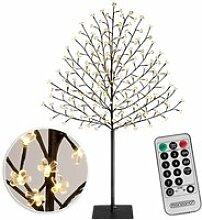 Arbre Cerisier Lumineux 220 LEDs 220cm pour