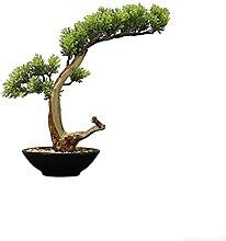 Arbre de bonsaï artificiel Artificielle Thuja