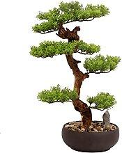 Arbre de bonsaï artificiel Plante verte
