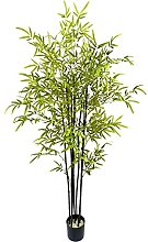 Arbre de simulation Plante artificielle de bambou