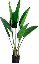 Arbre de simulation surnaturel Grande plante verte