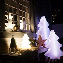 Arbre lumineux 113 cm (RVB) 32463L Design 8 saisons