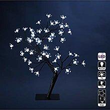 Arbre lumineux 48 LED blanc - 877244B