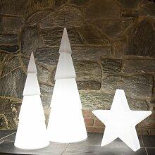 Arbre lumineux rond 100 cm 32389 Design 8 saisons