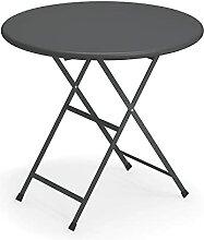 Arc en Ciel Table ronde pliante Ø 80 cm Art 346
