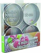 Ard'time TG-4CERC Lot de 4 Mini-Cercles à